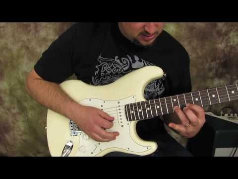 Electric Rock Lead Guitar