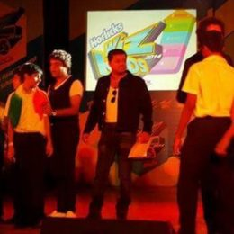 Kiran Roy guest of honour and chief Guest at Asia's largest international inter school music competition Horlics Wizkids